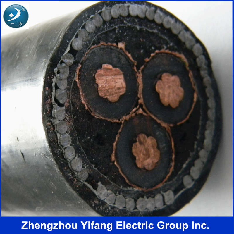 China Underground Cable Steel Wire/Type Armoured Copper - China ...