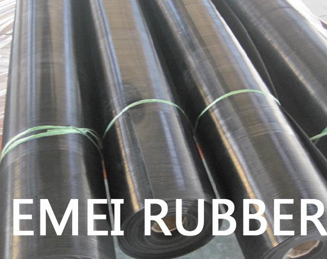 Recycled Rubber Sheet Roll