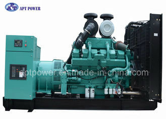 Heavy Duty Cummins Diesel Generator Prime Power 1000kw