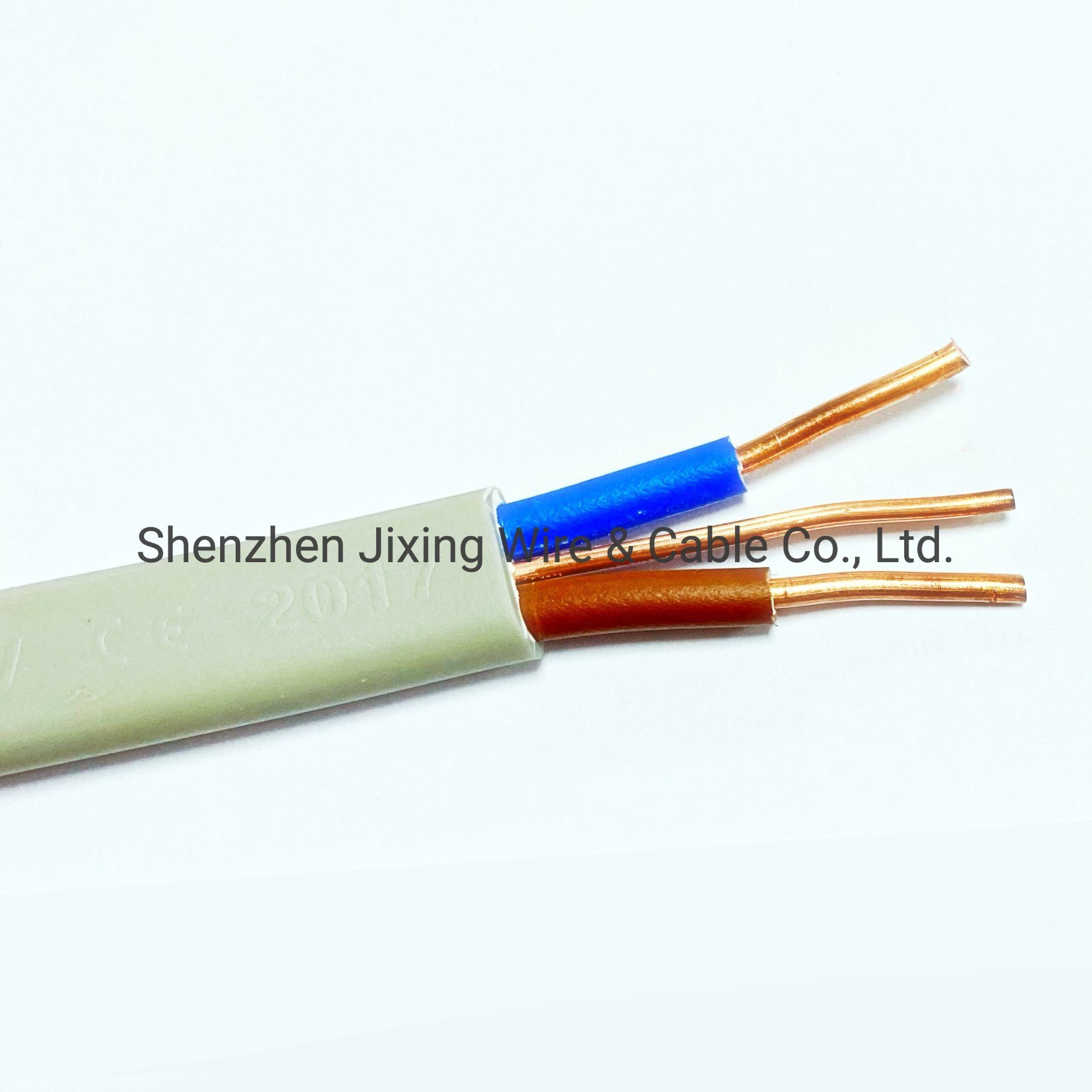 China Bs6004 624y 6242y Nm B Electrical House Wiring Twin Earth Cable Photos Pictures Made In China Com