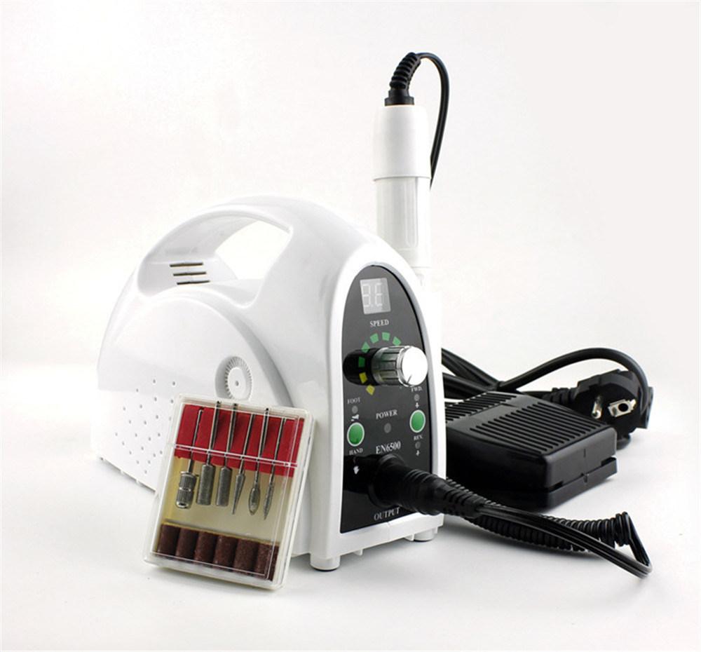 China Professional Nail Tools Portable Electric Nail Polisher ...