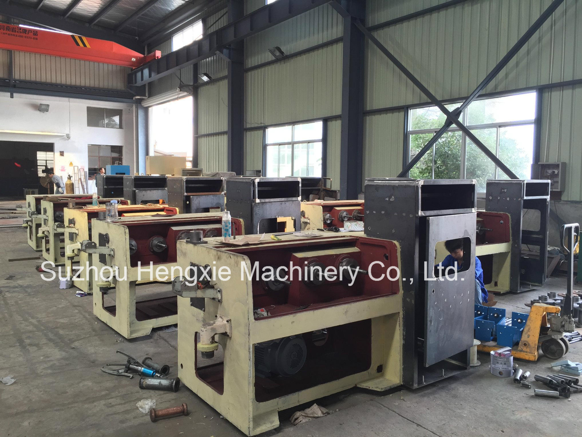 China Hot Selling 28dw Fine Copper Wire Drawing Machine Price 1 ...