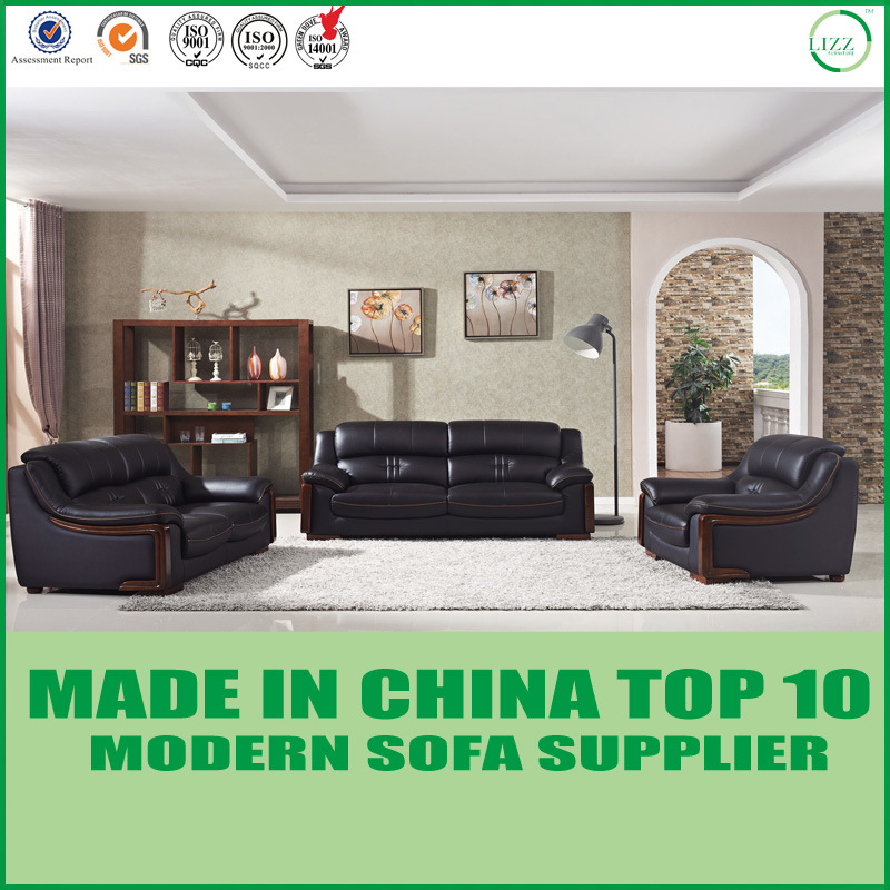 Tremendous Hot Item Modern Office Furniture Wooden Leather Loveseat Sofa 1 2 3 Home Interior And Landscaping Ologienasavecom