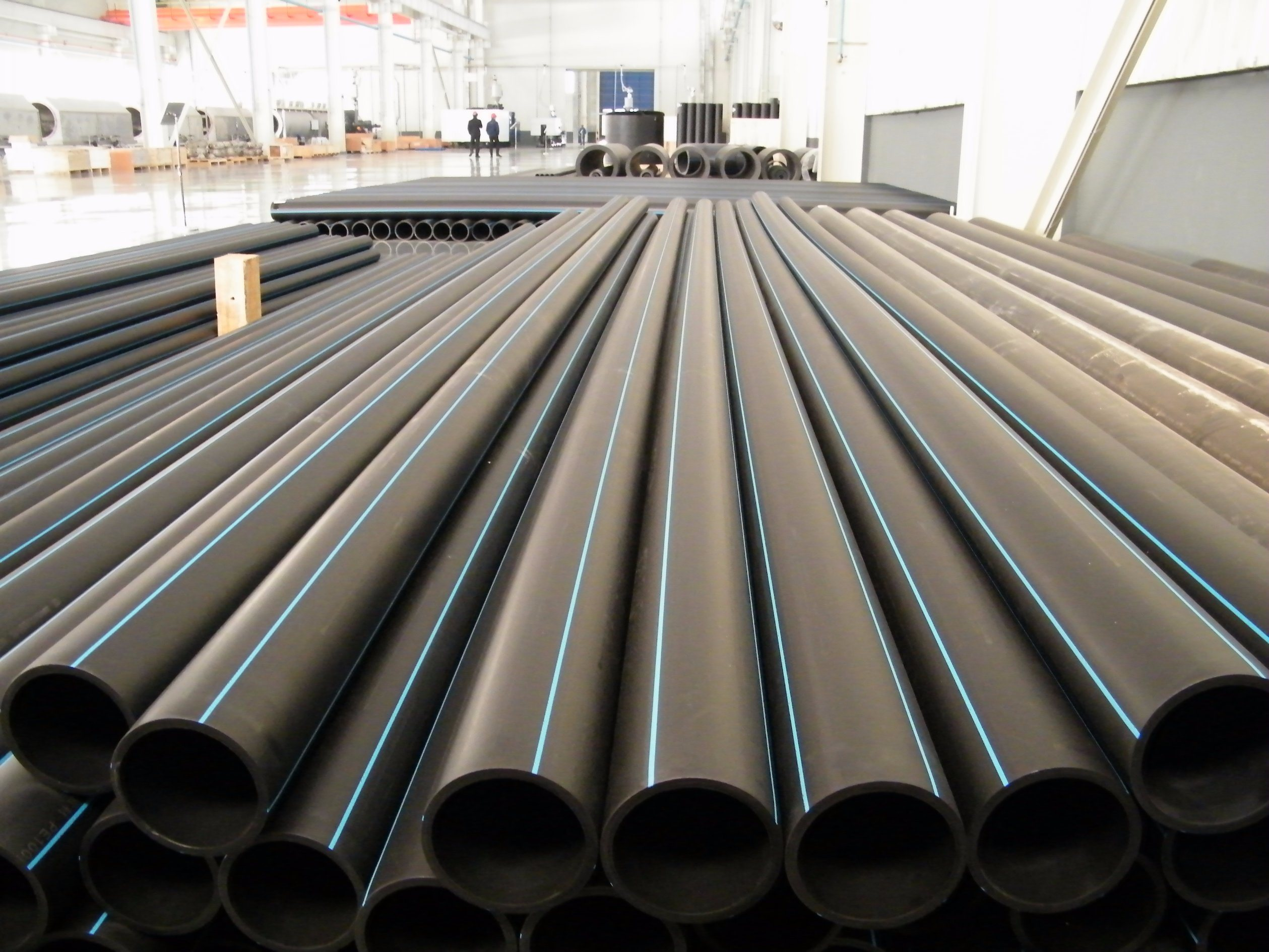 Full Range Sizes PE Pipe for Water Supply & China Full Range Sizes PE Pipe for Water Supply Photos u0026 Pictures ...
