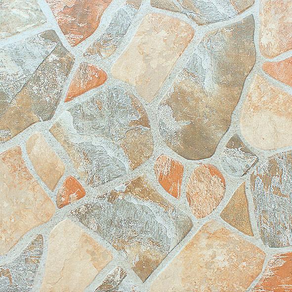 China 400X400 Slip-Resistance Ceramic Stone Floor Tiles for Outdoor ...
