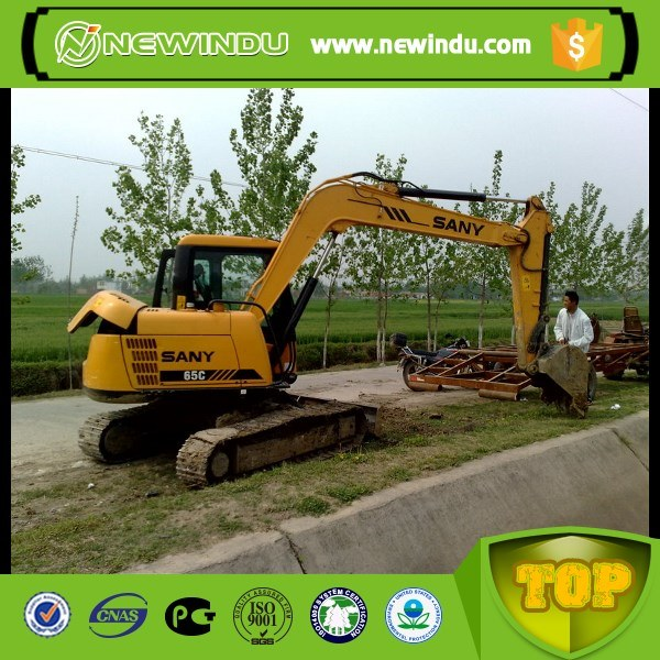 [Hot Item] Sany Sy35u 3 8ton Small Excavator with A/C