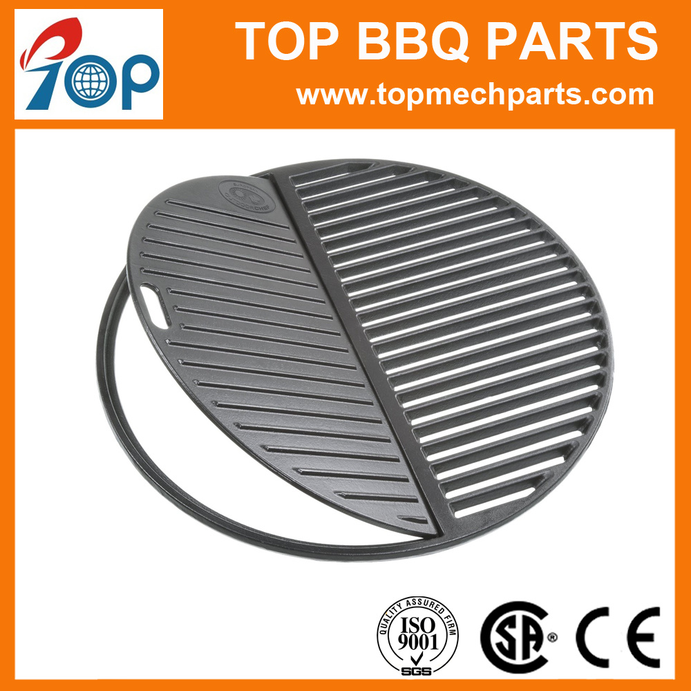 Bbq Grill Replacement Round Cast Iron Cooking Grate 445mm 545mm
