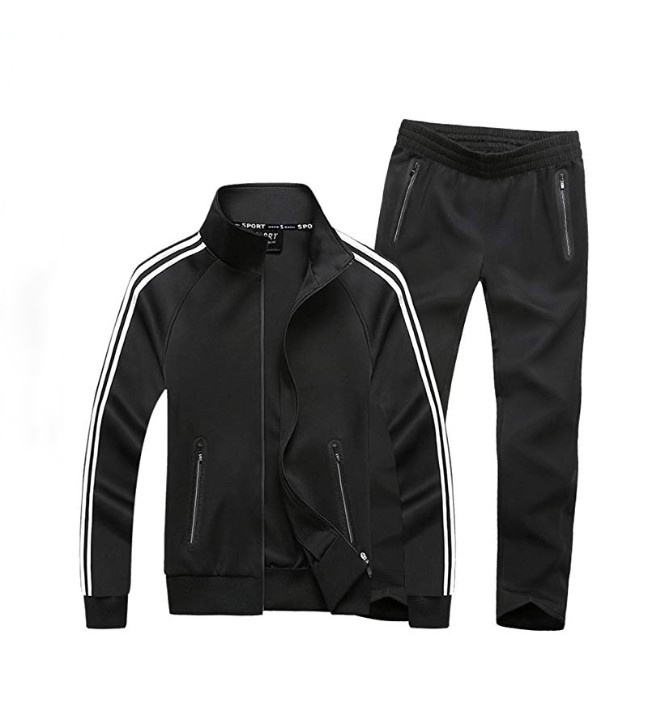Men Wear Sports Tracksuits pictures & photos