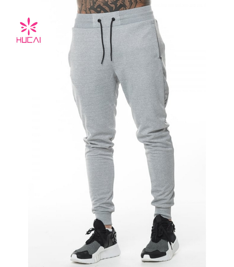 Running Work Clothing Mens Gym Trousers