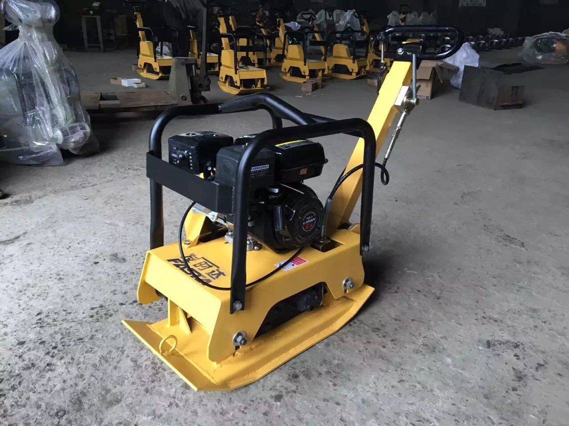 Honda Gasoline Vibratory Plate Compactor Price pictures & photos