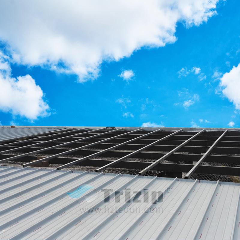 China Metal Standing Seam Roof Systems China Kalzip