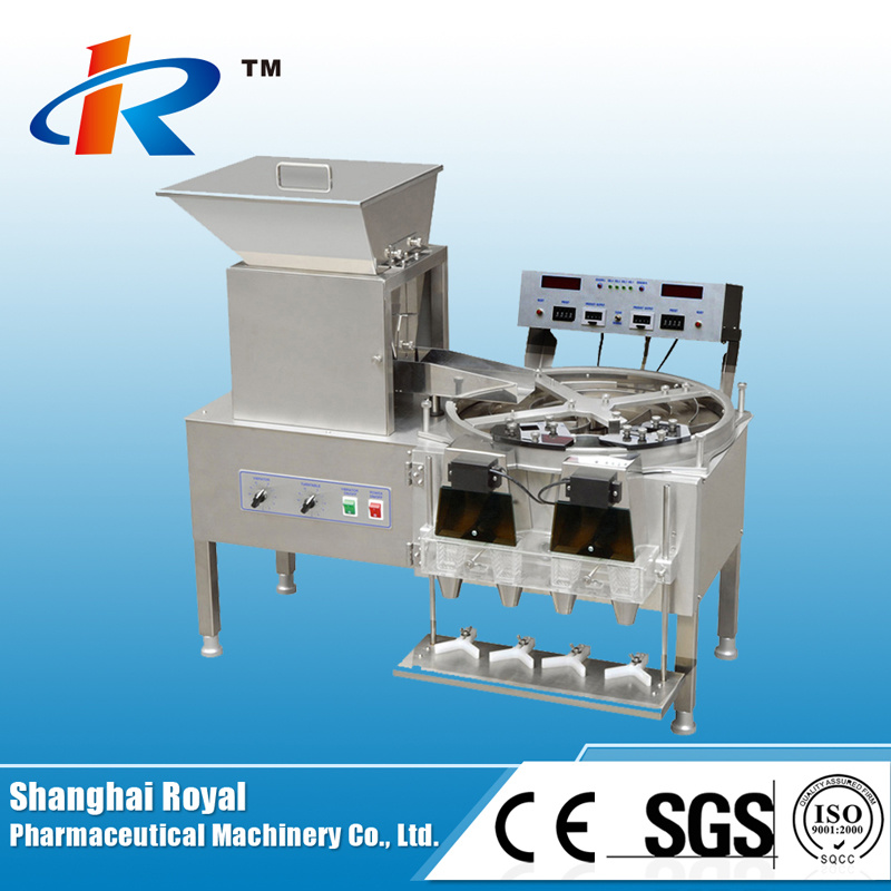 YL-4 Desktop Electronic Tablet and Capsule Counting Machine