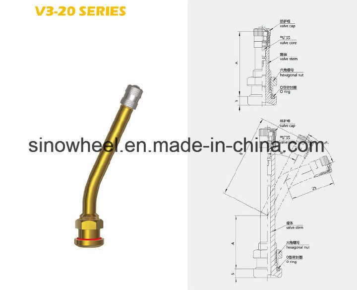 Truck Wheel Valve Tire Valve Stem