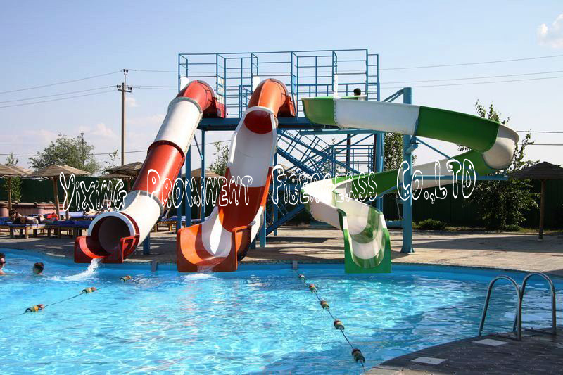 China Above Ground Pool Water Slide, Above Ground Pool Water Slides
