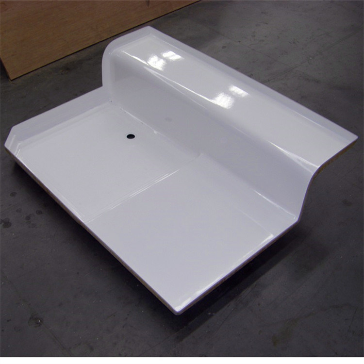 China GRP Tray Fiberglass Shower Tray FRP Shower Tray for RV ...