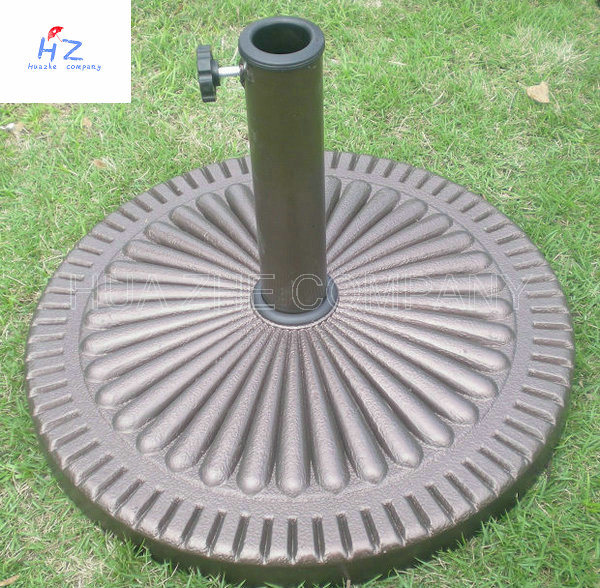 Resin Base Parasol Base Patio Base Sun Umbrella Base pictures & photos