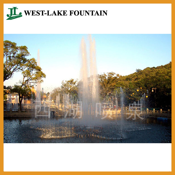 Musical Fountain for Pool of Putuo Mountain of China pictures & photos