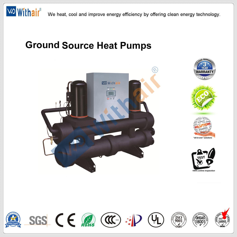 [Hot Item] Modular Scroll Compressor Water to Water Heat Pumps