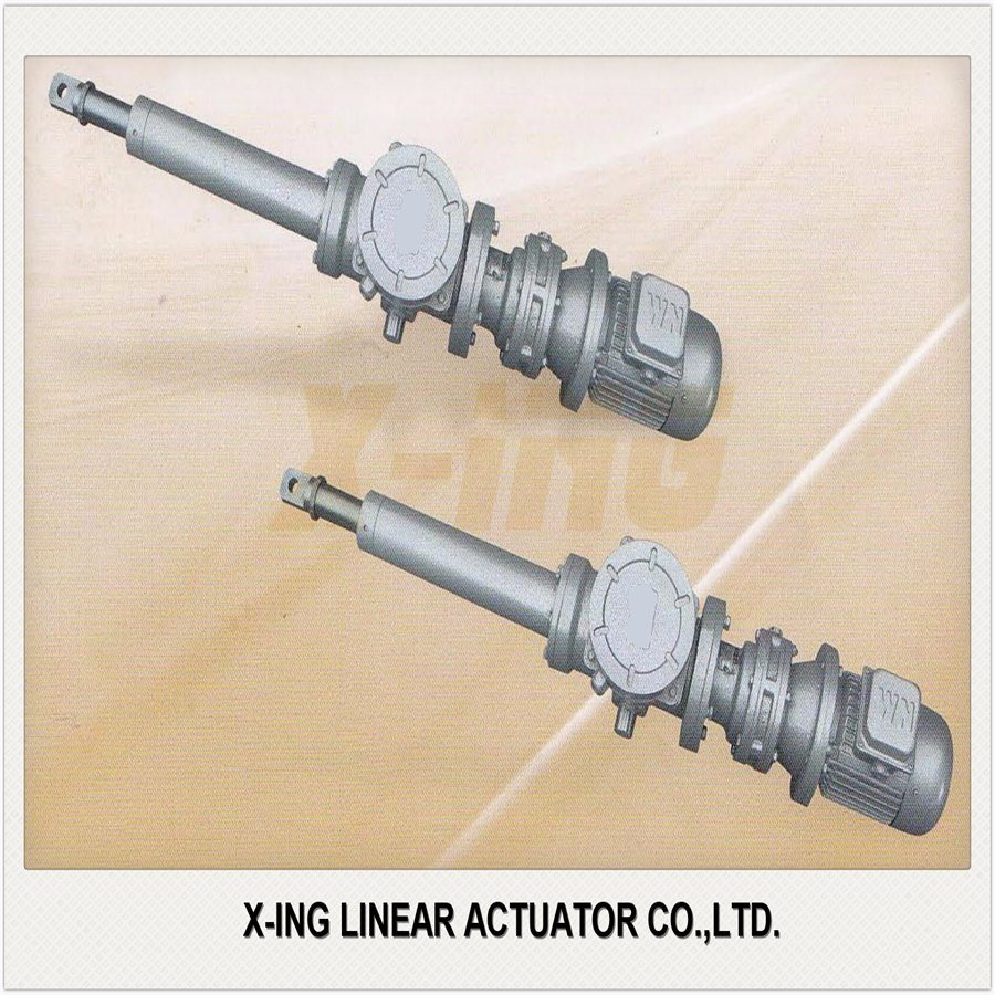 100kgf Electric Linear Actuator Motor Linear Actuator Hydraulic Cylinder Actuator pictures & photos