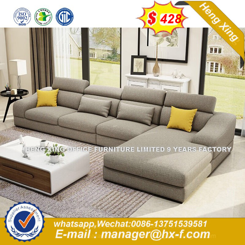 China Durable Design Wooden Frame Living Room Fabric Sofa Hx 8nr2248 Leisure Office