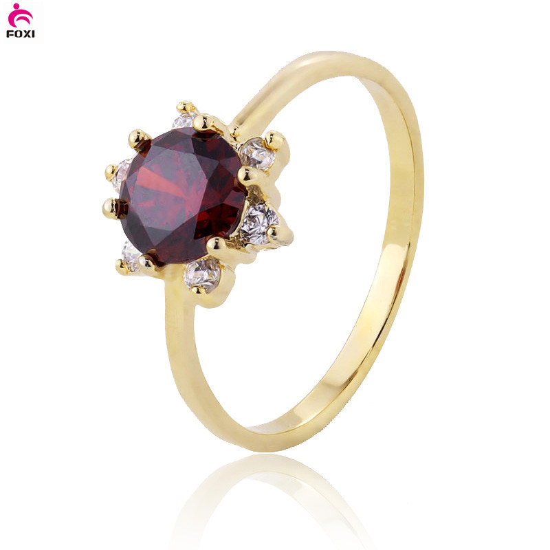 7825105300ab8 [Hot Item] 2018 New Design Wholesale Silver Plated Ring Designs for Girls