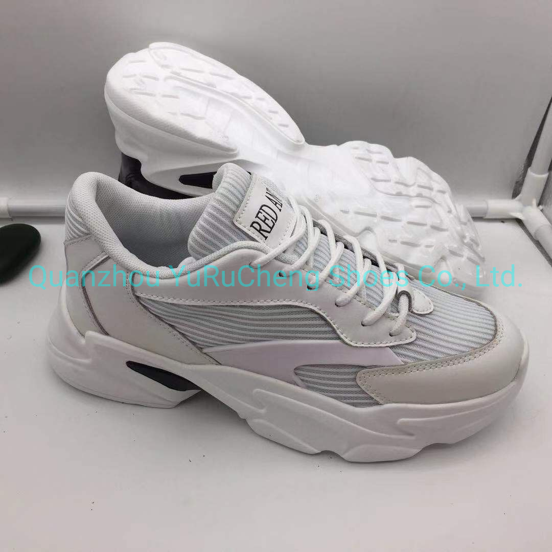Dormido Calígrafo Agotar  China Female Geox Sport Running Shoes and Sneakers with Action Leather and  PU Outsole - China Sneaker Shoes and Women Shoe price