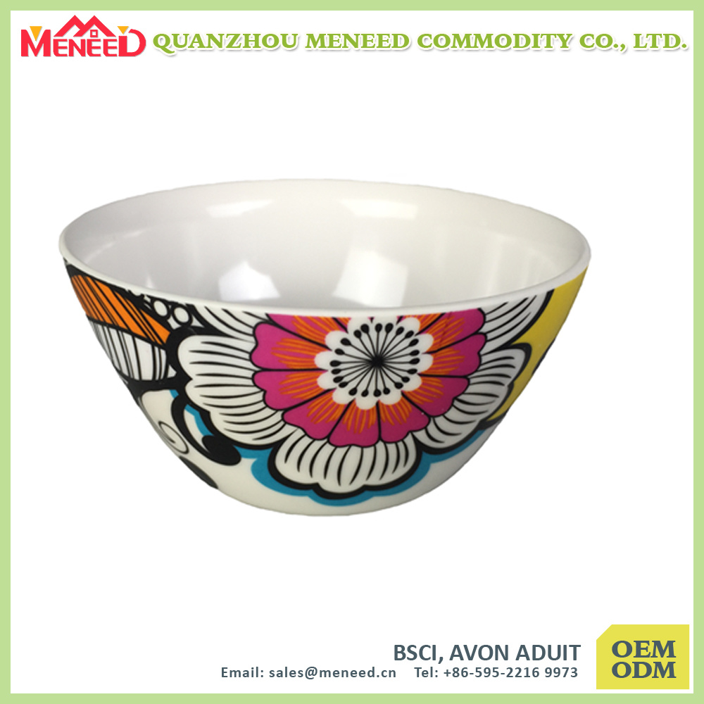 Bulk Buy From China 7′′ Melamine Salad Bowl pictures & photos