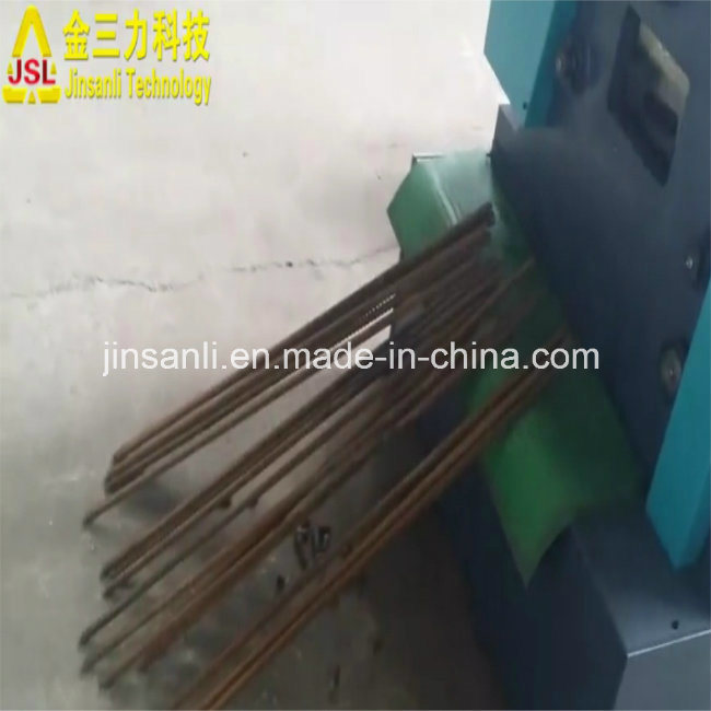Jsl Automatic Steel Bar Cutting Machine Unit with High-Efficiency pictures & photos