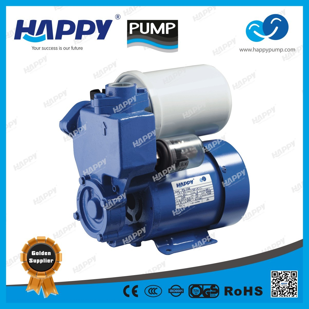 Self-Priming Peripheral Pump (PS)