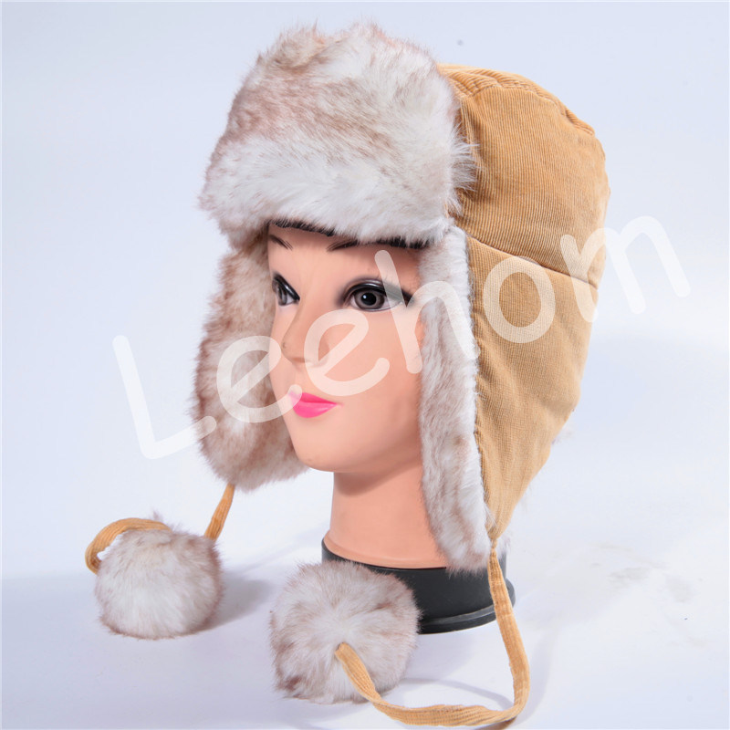 Fashion Winter Warm Fur Caps&Hats pictures & photos
