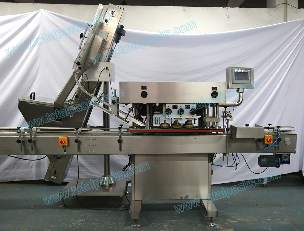 Automatic Linear Capping Machine (CP-250A) pictures & photos