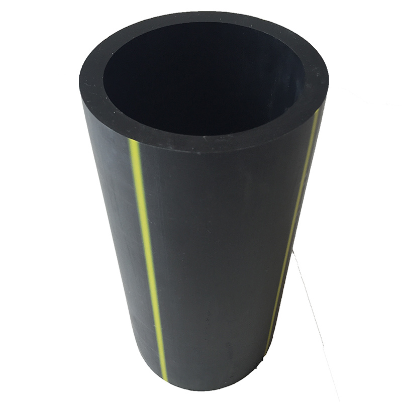 Full Range Diameter Gas Plastic High Density Polyethylene Tube pictures & photos