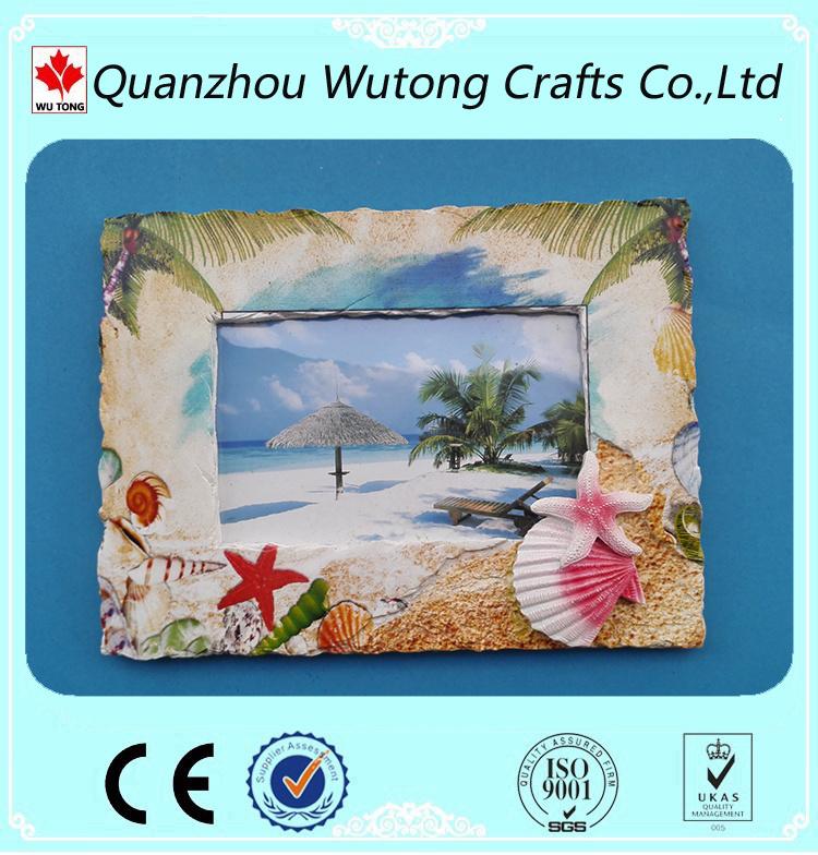 China Wholesale Tourist Cheap 11X14 Souvenir Gift Resin Photo Frames ...
