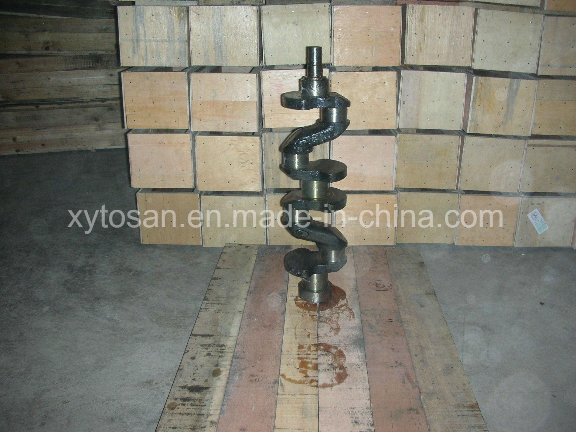 China Auto Parts Crankshaft for Toyota 1e/2e/4e 1Hz 1hdt 1fz 1kz-T
