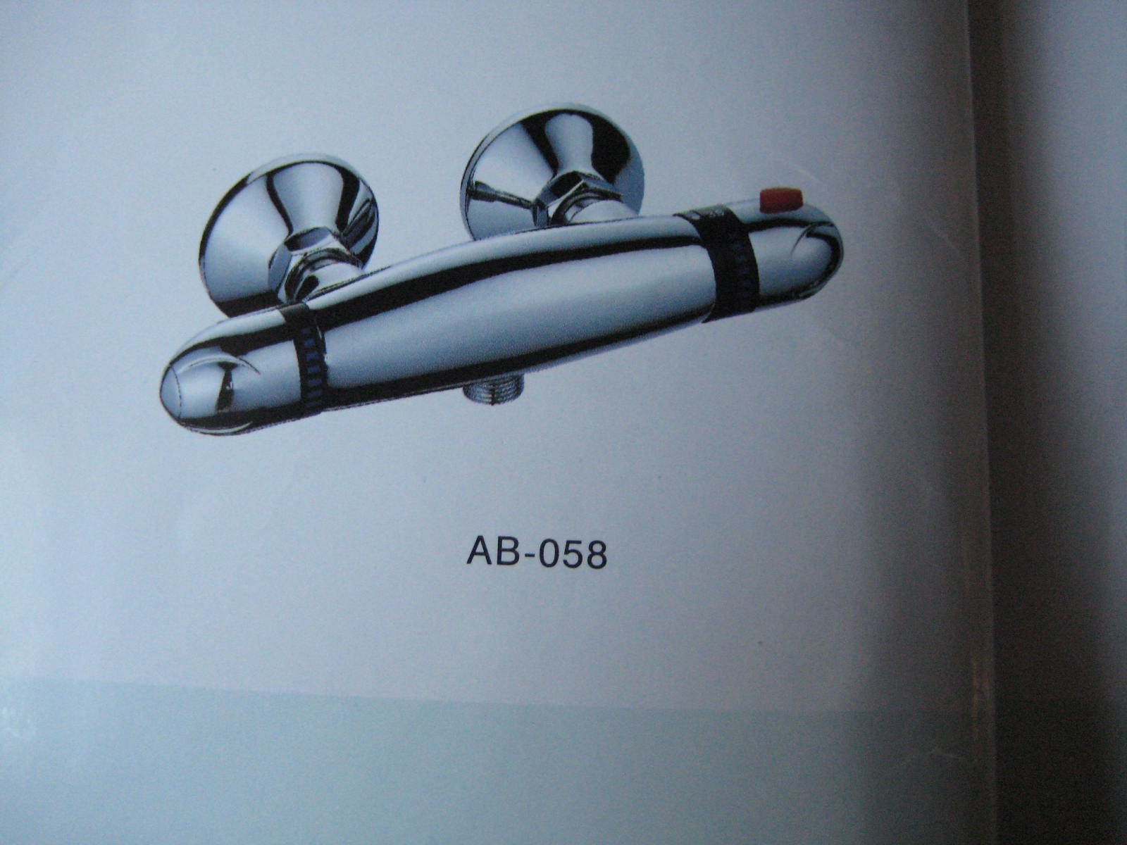 Thermostatic Mixer (AB-058)
