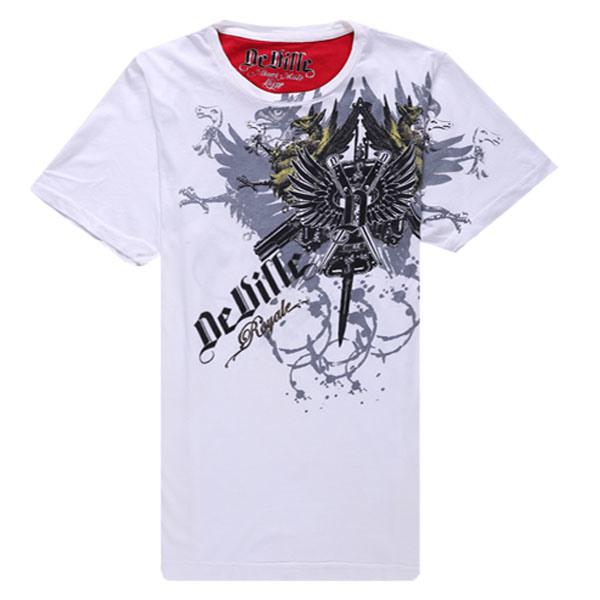 China Mens Fashion 3d Printing T Shirt Design China T Shirt Printing And Fashion T Shirt Price
