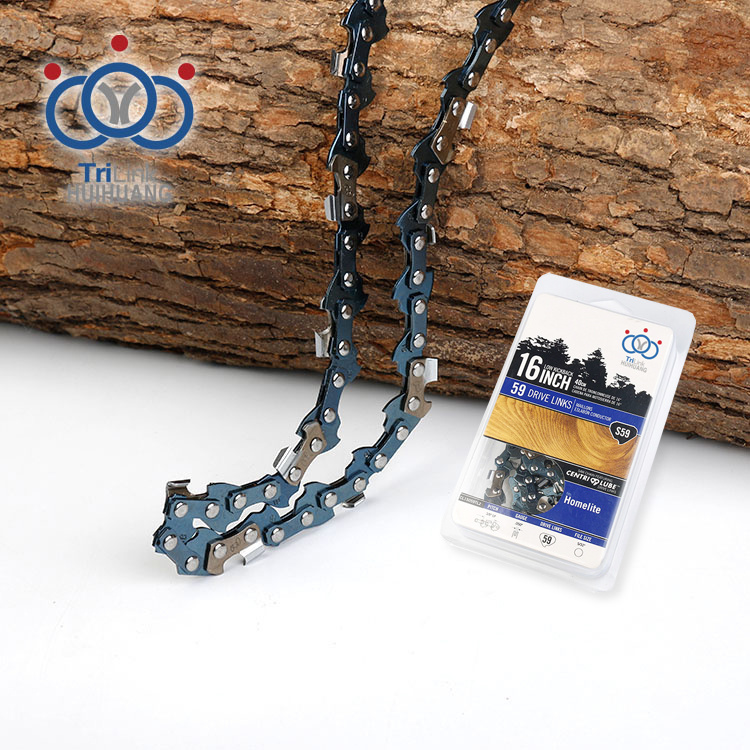 China Chainsaw Chain Replacement 16 59 Saw Chain For Homelite China Saw Chain And 16 59 Saw Chain Price