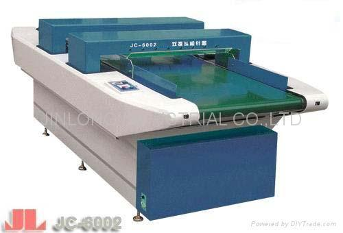 Needle Detector, Metal Detector, Jc-600 for Garment, Textile, Toy, Shoes Inspection pictures & photos