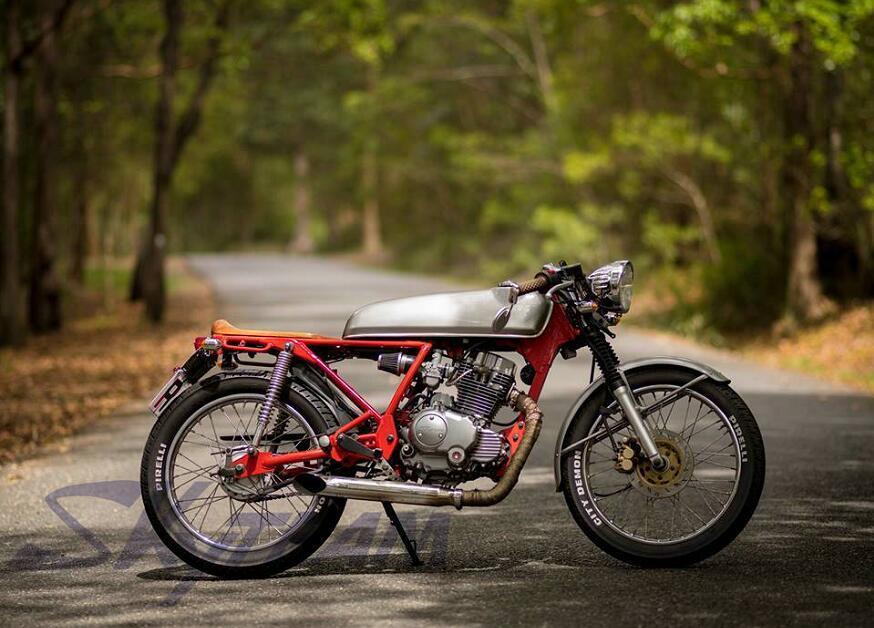 china skyteam cafe racer motorcycle vintage bike classic. Black Bedroom Furniture Sets. Home Design Ideas