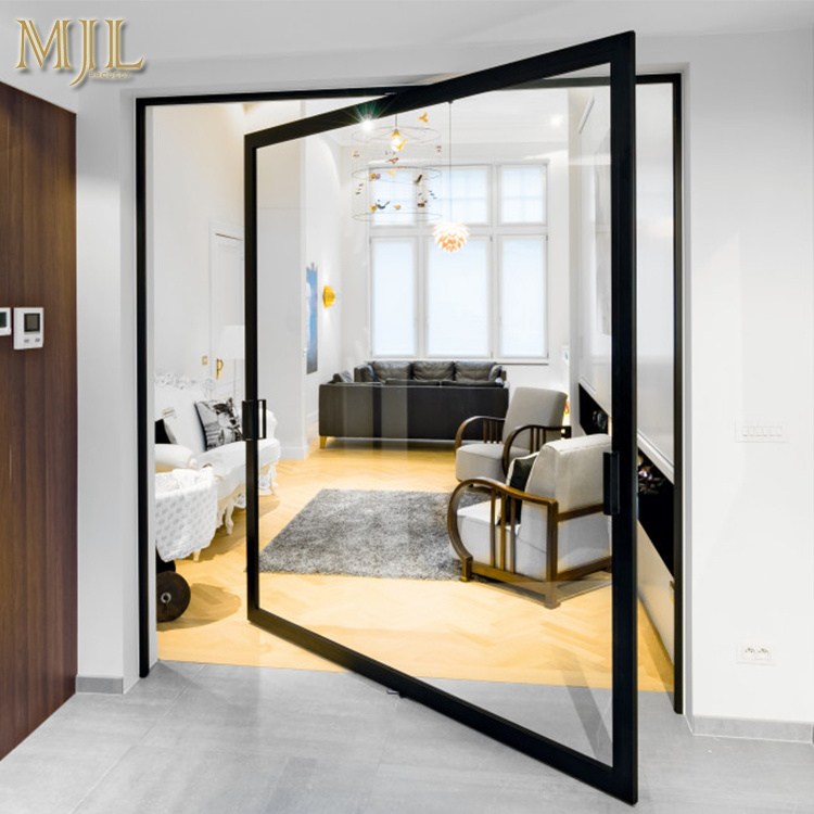 China Villa Main Entrance Door Modern Design Pivot Doors China