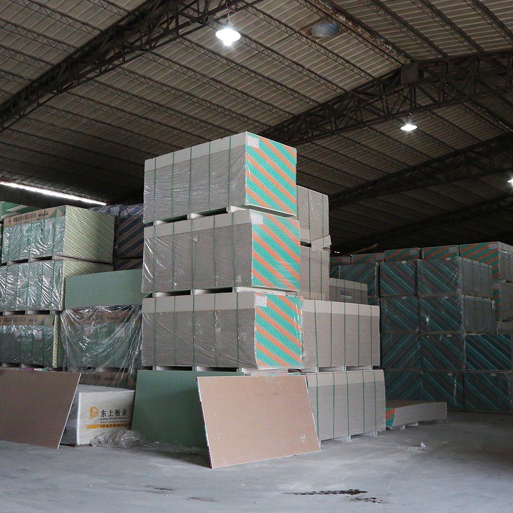 China Long Life Drywall Supply Wallboard Ceiling Drywall