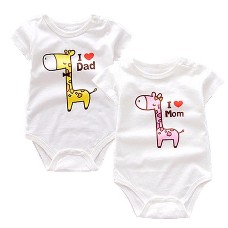 6c922edcdd99 China Custom 100% Cotton Newborn Clothing Baby Gift Clothes Romper ...