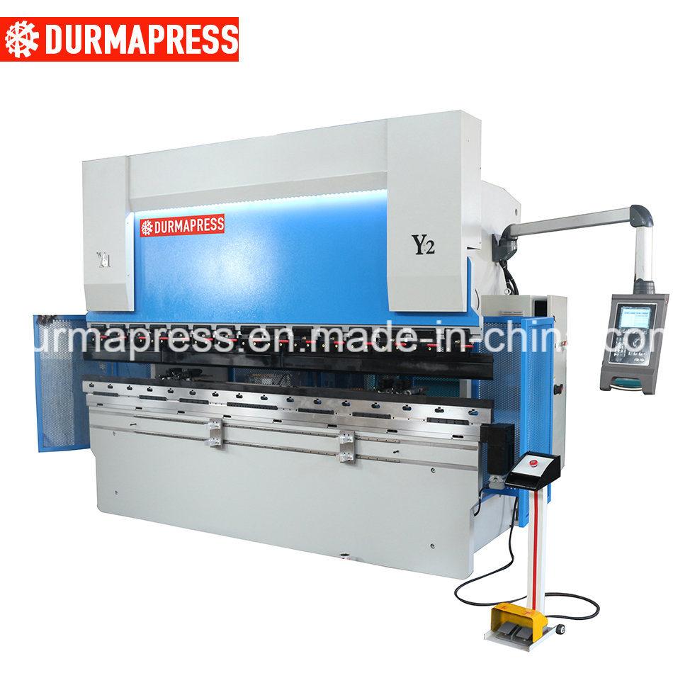 China Wc67K 125t 3200 Hydraulic CNC Manual Cutting and Bending Machine  Durma Press Brand - China Plate Bending Machine, CNC Press Brake Manufacture