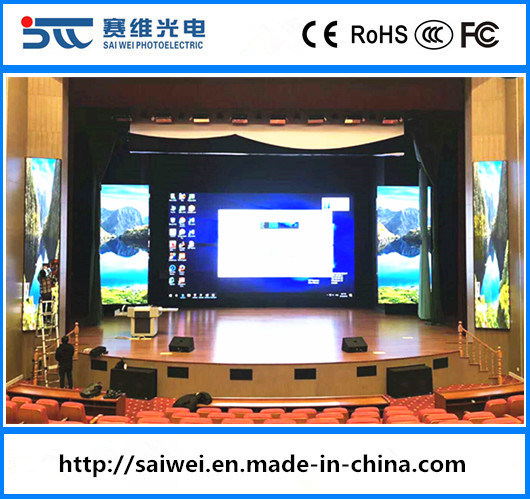 [Hot Item] P2 HD Stage Advertising SMD Indoor LED Display Screen Panel