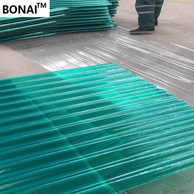 China Excellent Uv Proof 10mm Thickness Plastic Fiberglass Sheet Price China Fiberglass Sheet Transparent Roofing Sheet