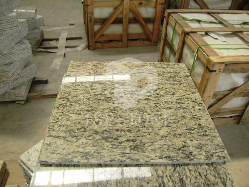 China Santa Cecilia Granite Tile For
