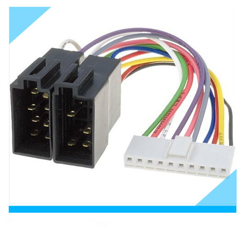china kenwood 10 pin white connector wiring harness connector car rh starconnect en made in china com