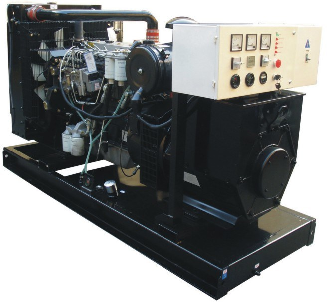 Diesel Generating Set (Open Type)
