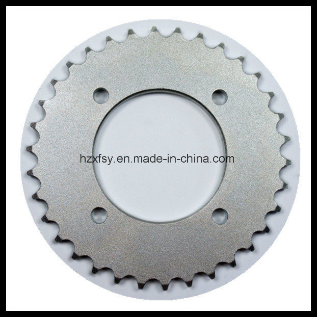 Hot Sale in South America Biz 125 Motorcycles Sprocket pictures & photos
