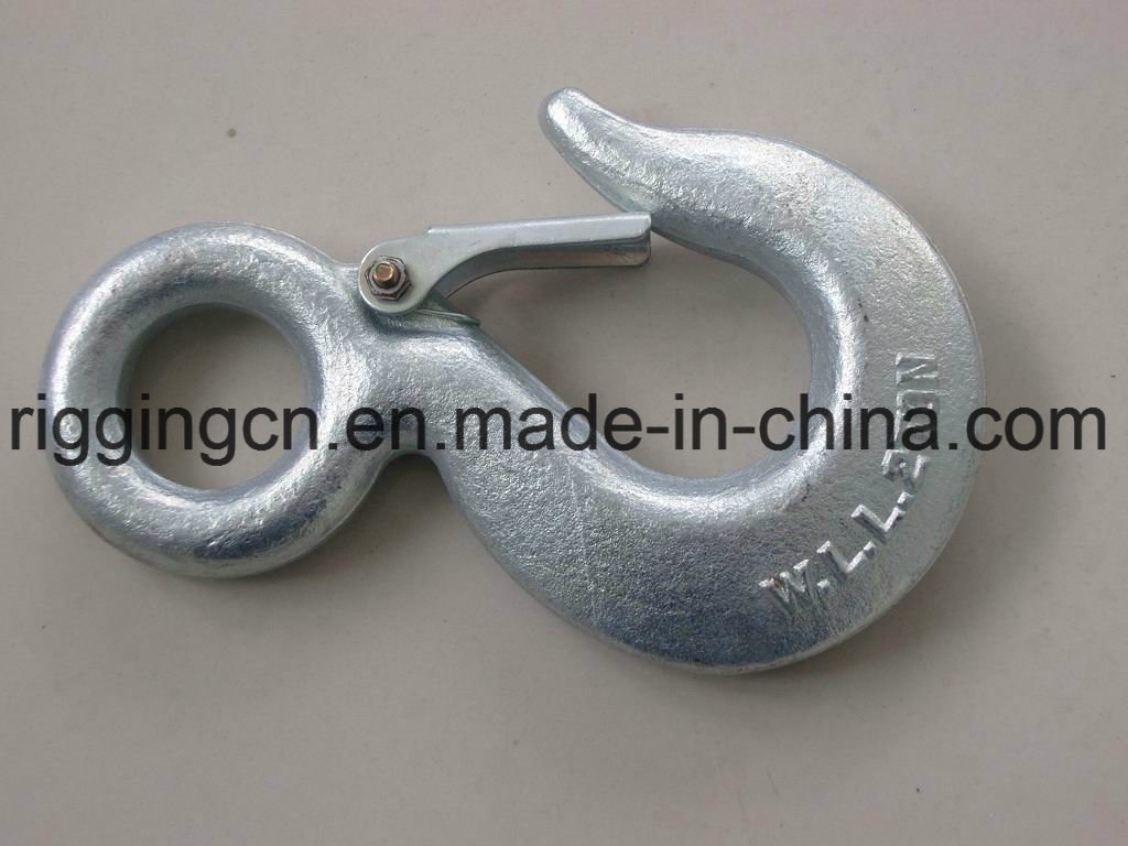 High Quality Factory Sale S320 Lifting Eye Hook with Latch pictures & photos